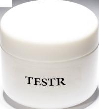 Tester na hydratačný krém
