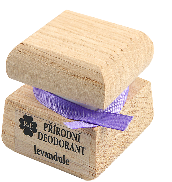 Prírodný krémový dezodorant s vôňou levandule 50 ml