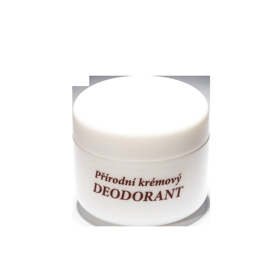 Prírodný krémový dezodorant 15 ml - náplň (vôňa podľa výberu)