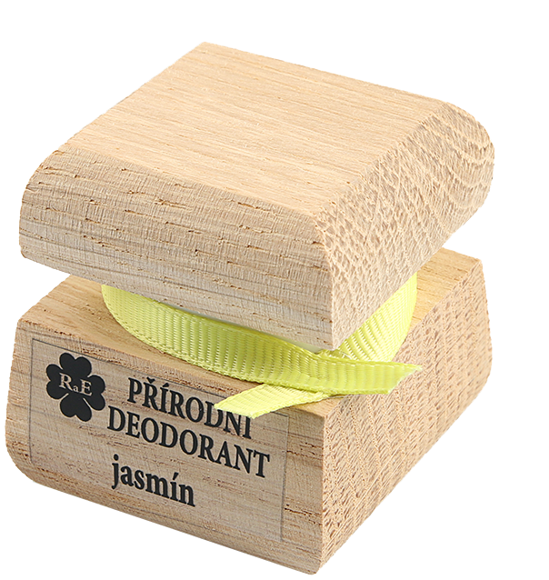 Prírodný krémový dezodorant s vôňou jazmínu 50 ml