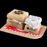Bambucké telové maslo Q10 s vôňou kašmíru 50 ml + Krémový dezodorant Color 15 ml - Cashmere