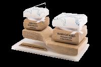 Farebná limitovaná edícia - Bambucké telové maslo 30 ml + Krémový dezodorant 15 ml - Kašmír a Q10