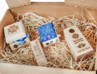 Dámský dárkový balíček - Lotos - Barevný velký
