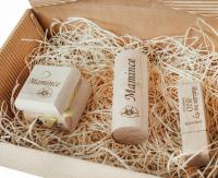 Dámský dárkový balíček - Vanilka a orchidej - Vlastní motiv