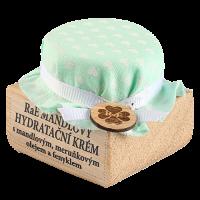 Hydratačný krém s mandľovým, marhuľovým olejom a fenyklom - dub 30 ml
