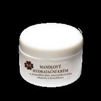 Hydratačný krém s mandľovým, marhuľovým olejom a fenyklom - 30 ml