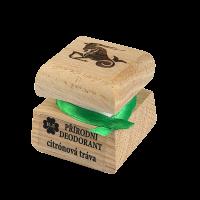 Prírodný krémový dezodorant s motívom - Kozorožec 15 ml