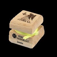 Prírodný krémový dezodorant s motívom - Panna 15 ml