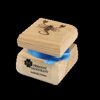 Prírodný krémový dezodorant s motívom - Škorpión 15 ml