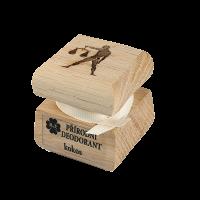 Prírodný krémový dezodorant s motívom - Váhy 15 ml