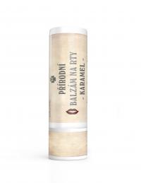 BIO balzam na pery s príchuťou karamelu 7,5 ml
