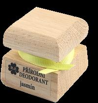 Prírodný krémový dezodorant s vôňou jazmínu 15 ml